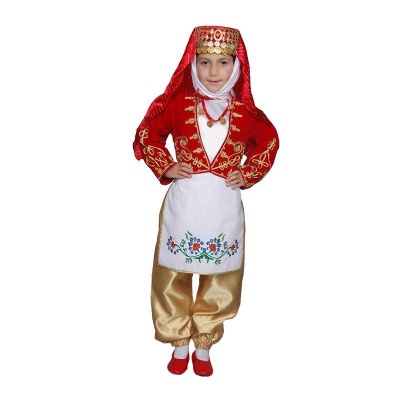 Ege Yöresel Kız Kıyafeti – 23128